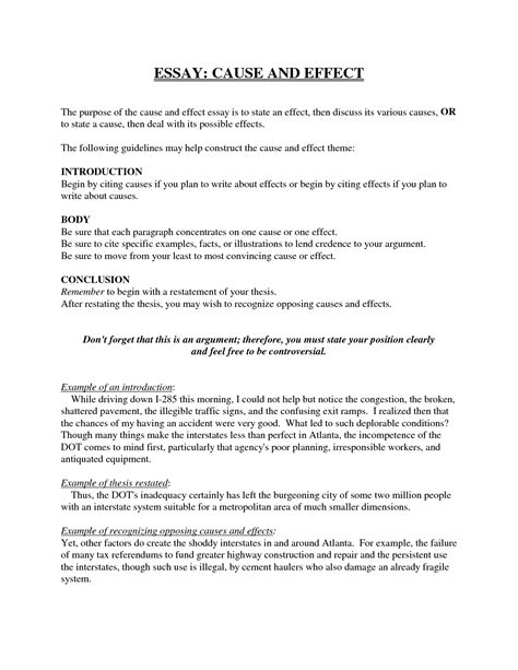 Cause and effect essay about facebook free essays jpg 1275x1650